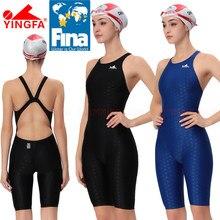 [Fina aprovado] nwt yingfa 925 meninas competição treinamento de corrida profissional kneeskin maiôs todos os tamanho novo!
