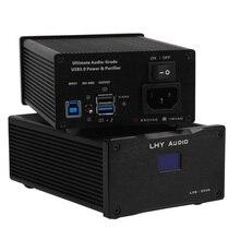 USB 3.0 HiFi 정수기, 평형 신호 필터링 소음, 내장 25W 발열 DC 선형 전원 공급 장치