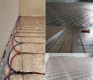 Image 5 - Cavo riscaldante in fibra di carbonio con rivestimento in gomma da 33Ohm/m 3mm