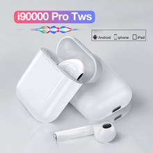 i90000 Pro tws Earphones Bluetooth Headphone 1:1 in-ear detection Smart Sensor Pop Up PK i9s i12 i200 i500 i1000 tws i10000 tws(China)