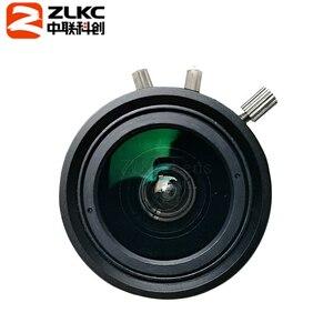 Image 3 - Yeni CS montaj FA Lens 3.0 megapiksel 2.8 12mm Varifocal manuel Iris Lens IR fonksiyonu güvenlik kamera lens