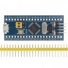 10 шт./лот STM32F103C8T6 ARM STM32 модуль минимальной макетной платы системы