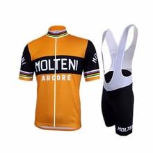 Jersey-Set Bib-Pants Short-Sleeve Cycling-Clothing Road-Clothes Pro-Team Men Summer 3d-Gel-Pad