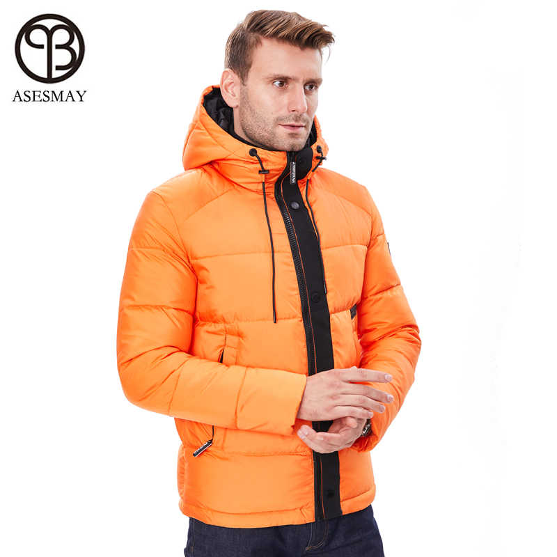 2019 chaqueta de invierno para hombre acolchada parkas engrosamiento cálido tamaño europeo menos grado-35 abrigo de invierno para hombre pluma de ganso chaquetas