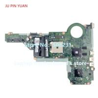 Ju pino yuan 720692-501 720692-001 para hp pavilion 14-e 15-e 17-e portátil placa-mãe da0r75mb6c1 100% totalmente testado