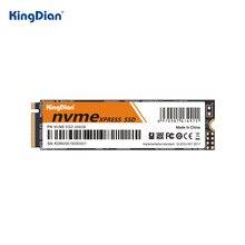KingDian-disco duro interno para ordenador portátil y de escritorio, unidad de estado sólido, m2, NVME, SSD, 256GB, 512GB, 1TB, 2TB, M.2, 2280 PCIE