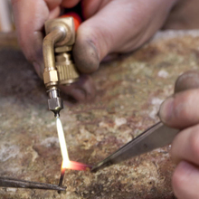 Pen-Burner Gas-Blow-Tool Iron Hot-Cutting-Tools Soldering-Pen Welding-Torch Cordless