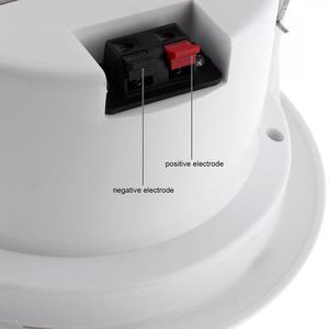 Image 5 - 6W Mode Wasserdicht Haushalt Eingebettet Soundbar Decke Lautsprecher Öffentlichen Broadcast Hintergrund Musik Lautsprecher für Home Restaurant