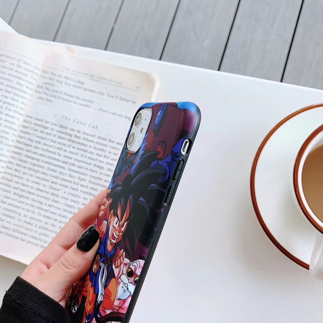 GOKU IPHONE CASE