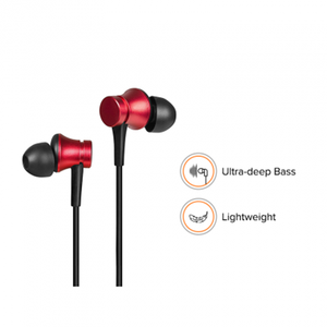 Image 3 - שיאו mi 3.5mm ב אוזן אוזניות Mi אוזניות בוכנה אוזניות טרי גרסה עם Mi c עבור אדום mi הערה 7 8 פרו 8A 7A 8T 6 Mi 5 5S a1 A2 A3