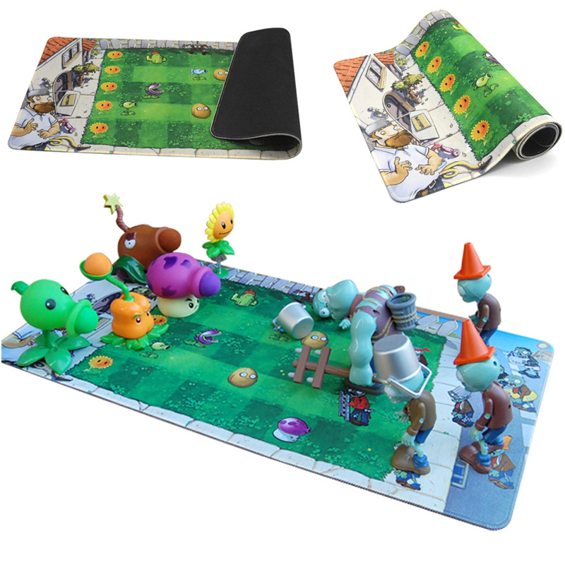 【Free Shipping】 40 Styles Single Retail Plants Vs Zombies Action Figure ABS Material Christmas Gift For Children,Children's Toys