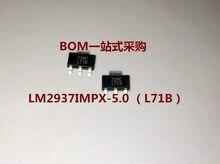L71B LM2937IMPX-5.0 LM2937IMP-5.0 5V 0.5A