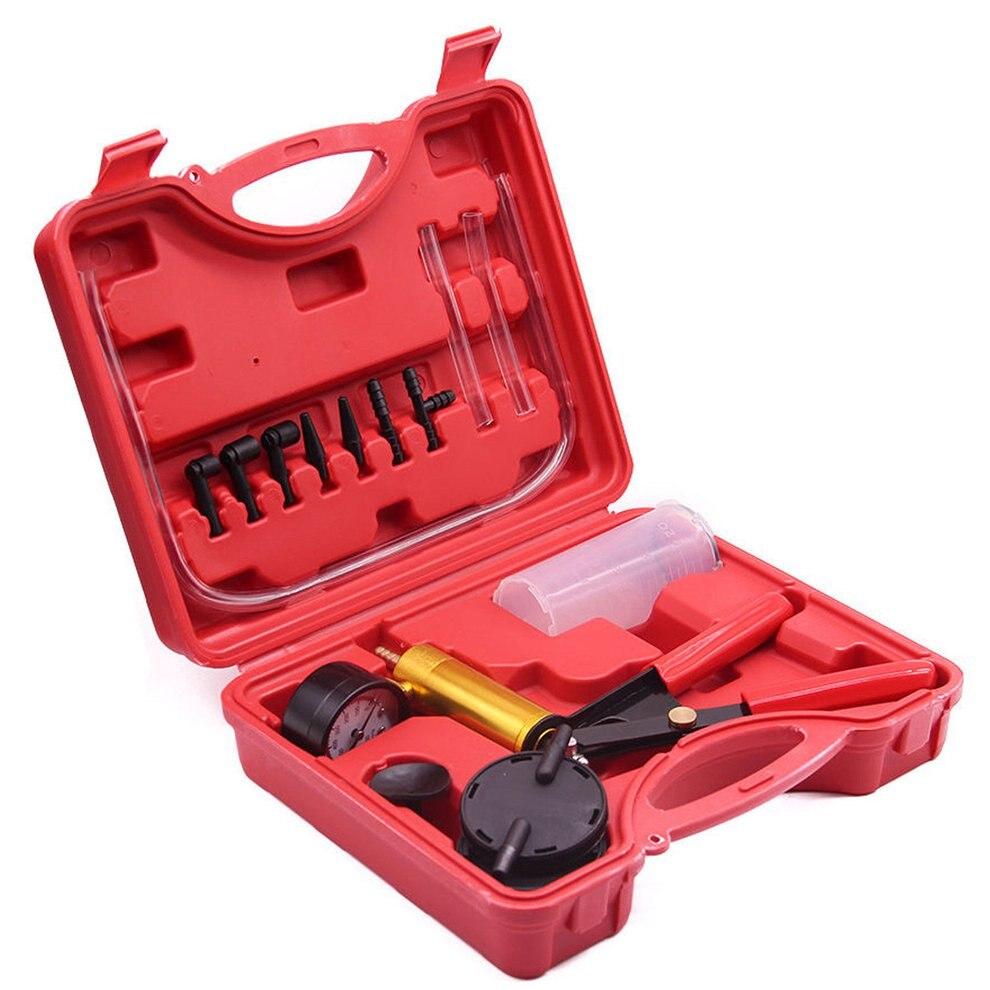 2 In 1 Multifunctional Automobile Manual Vacuum Pump Gun Repair Tool Auto Car Hand-held Disassembly Tools Car Accessories