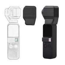 المحمولة خدش واقية غطاء حامي غطاء العدسة ل DJI Osmo جيب حافظة يده مثبت أفقي ملحقات الكاميرا