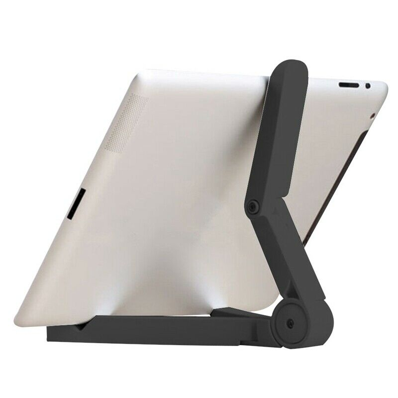 Foldable Mobile Cell Phone Tablet Desktop Mount Stand Holder For IPhone IPad Air Smart Device Phone Accessories Holders & Stands