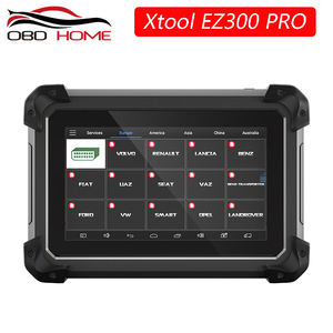 XTool EZ300 Pro With 5 Systems Diagnosis Engine ABS SRS Transmission and TPMS Better than MD802,TS401 for VOLVO/BYD/SUBARU/LEXUS