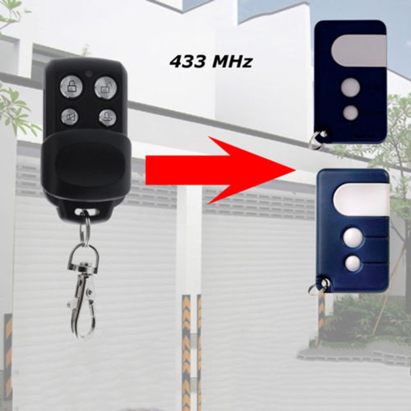433 MHz Garage Door Handheld Remote Control For Chamberlain/ Motorlift 84335 AML