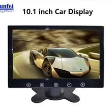 Car-Monitor Portable PAL NTSC Video-Input 16:9 Display-Support AV
