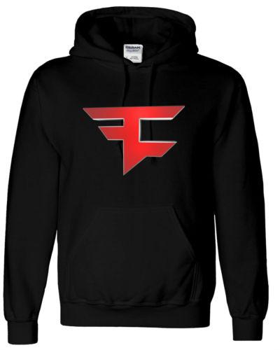 New Faze Clan Inspired Hoodie CSGO CODer Gaming Playstation Xbox Gamer Hood Men Women 100% Coton T-shirt And Hoodies Wholesale