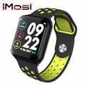 Imosi F8 Sport men/women Smart Watch IP67 Waterproof  Heart rate Blood pressure Smartwatch Support IOS Android PK B57