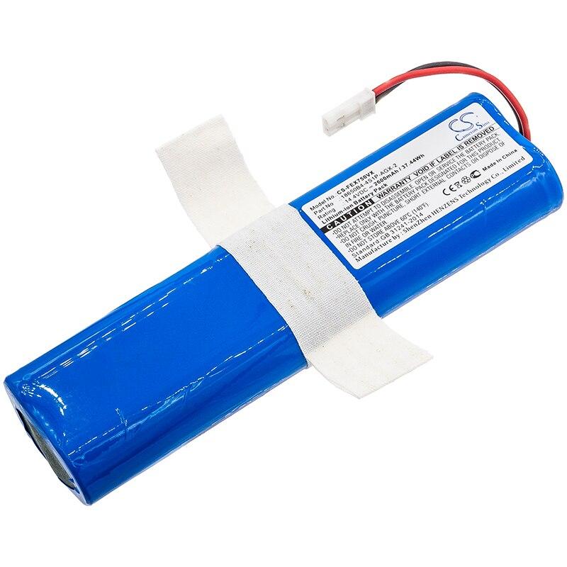 Обновленная батарея Cameron Sino для Ilife 18650B4 4S1P AGX 2