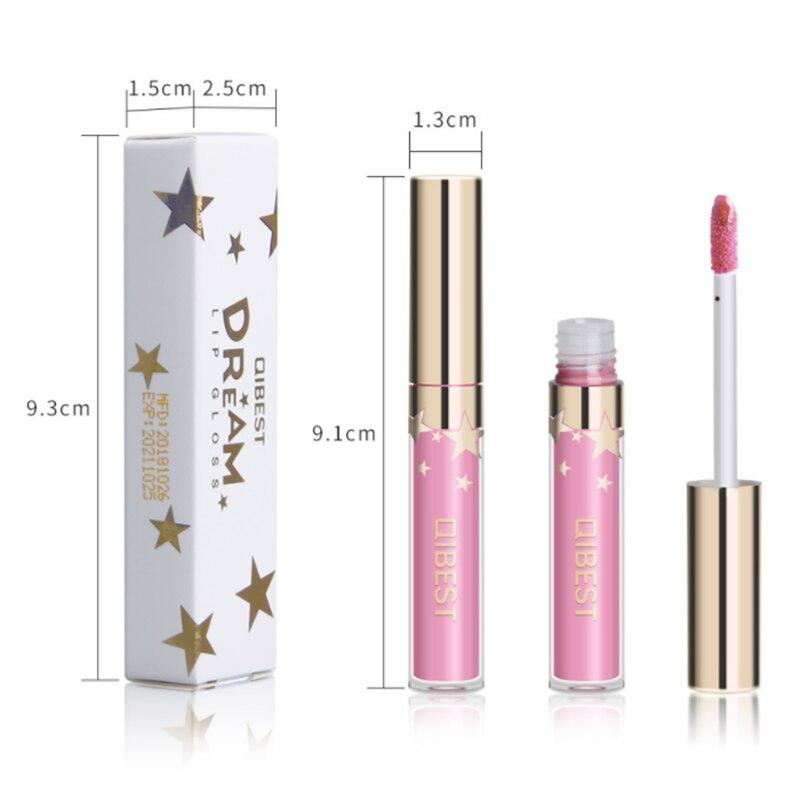 24 צבע שפתונים מט עמיד למים אדום Mate גלוס לאורך זמן איפור עירום חום שפתי נשים נוזל שפתון lápiz שפתני