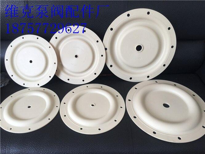 ARO Pneumatic Diaphragm Pump Diaphragm 2 Inch 3 Inch Accessories 94615-A/96391-A/96475-A
