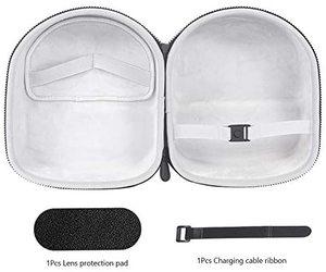Image 3 - ハードeva旅行キャリングケース保護バッグ収納ポーチアキュラスのためクエスト2/アキュラスクエスト仮想現実vrアクセサリー