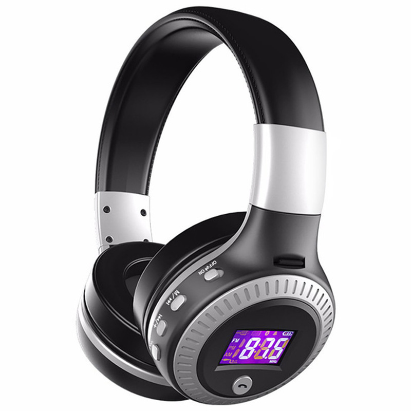 UNITOP ZEALOT B19 Bluetooth Wireless Headphones Stereo Earphones Music Headset TF /Support SD Card With Mic For Xiaomi Sumsamg