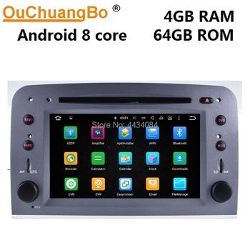 Ouchuangbo-autorradio PX5 con gps para coche, radio estéreo con android 9,0, 8...