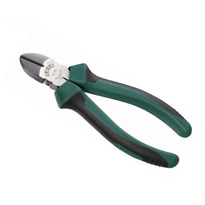 For Cutting Pliers 6 (160mm) Side Cutters, diagonal cutting pliers 70202A jingliang jl a17 professional diagonal cutting pliers black