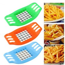Практичный резак для картофеля фри картофеля бытовой резки кухонных гаджетов кухонный, для овощей полезные инструменты