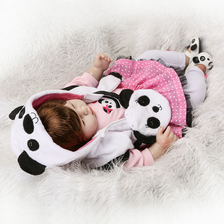 NPK Model Rebirth Infant Doll Cute Baby New Style Play House Toys