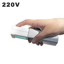 Mini Handheld UV Disinfection Lamp Portable Ultraviolet Sterilizing Light USB Chargeable Mobile Germicidal Lamp UVC sterilizer