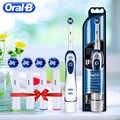 Oral B di Sonic Spazzolino da Denti Elettrico Sbiancamento Dei Denti Vitalità Spazzolino da Denti No-Ricaricabile Rimuovere La Batteria da Viaggio Spazzola I Denti Testa