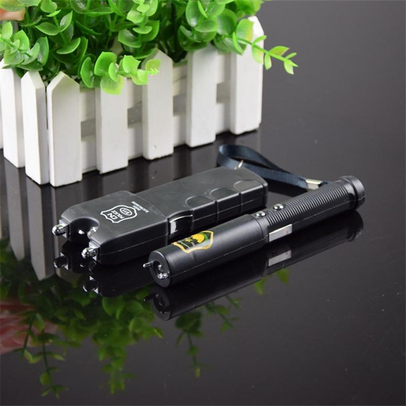 New Arrival Creative Hand Grips Shock Grip Electric Shock Batons Stick Flashlight Novelty Funny Joke Prank Trick Toy Gifts(China)
