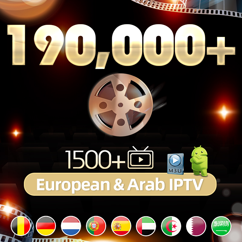 Magics Plus IPTV Arabic Germany <font><b>Belgium</b></font> Netherlands Morocco IP TV Spain Portugal Android M3u IPTV No APP Include image