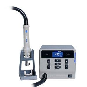 Atten ST-862D 110 v/220 v 1000 w estação de retrabalho de ar quente sem chumbo estação de retrabalho de solda profissional para reparação de solda pcb