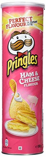 Pringles Jam and Cheese - 3 Paquetes de 190 gr - Total: 570 gr