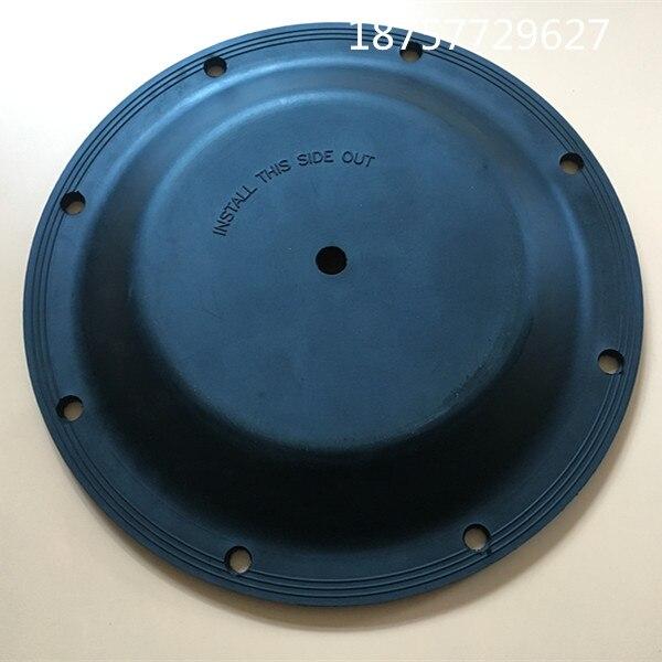 Marathon 2 Inch M20 Pneumatic Diaphragm Pump Diaphragm 286-007-365 Nitrile Rubber Diaphragm