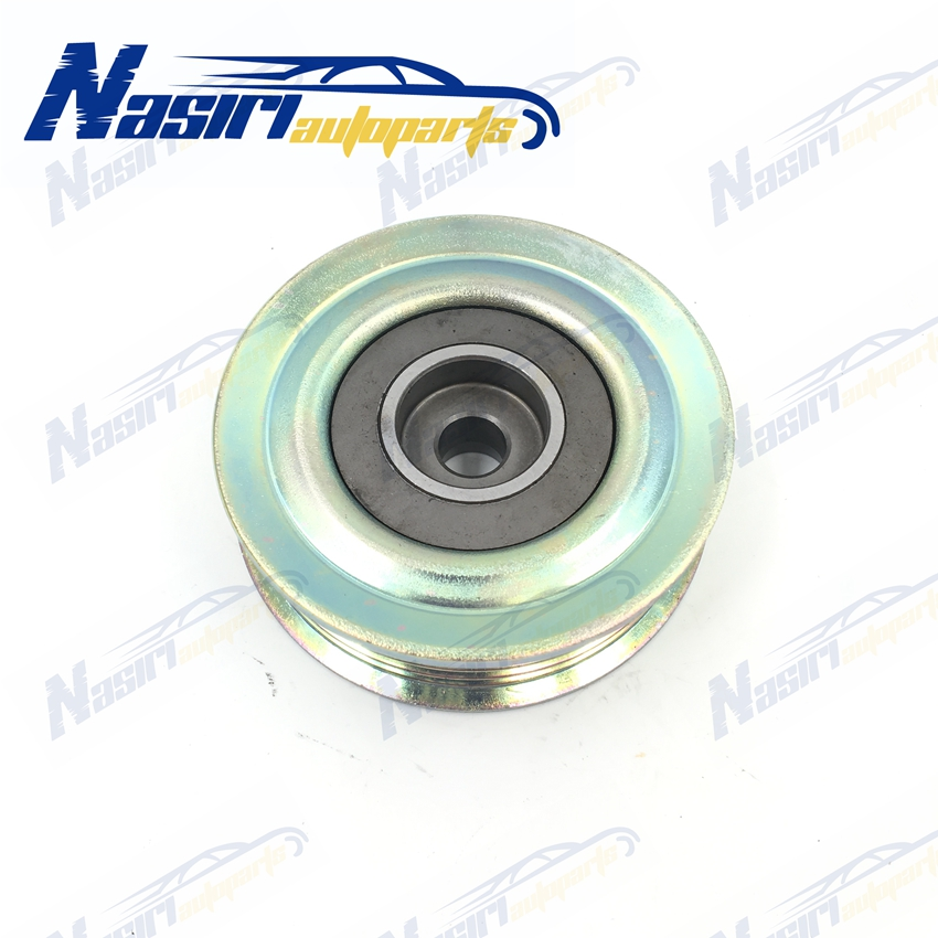 Power Steering Tensioner Pulley for Mitsubishi Pajero Sport Challenger L200 6A13 6G72 #MD303884