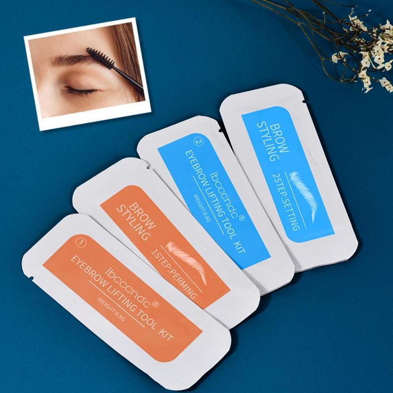 Professional Brow Lamination Kit Portable Travel Kit Safe Brow Lift Eyebrow Lifting Eyebrow Beauty Salon Home Use