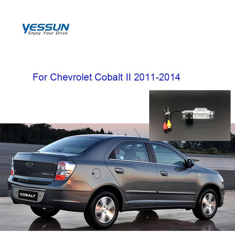 Caméra arrière pour Chevrolet Cobalt II | Caméra de rétroviseur pour parking de voiture 2011-2014 / Ravon R4