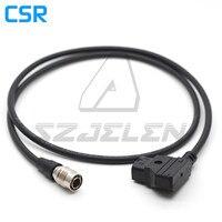 DTAP om Hirose 4 pin Male Plug voor ZAXCOM  Geluid Apparaten 688 633  Zoom F8 Power Kabel