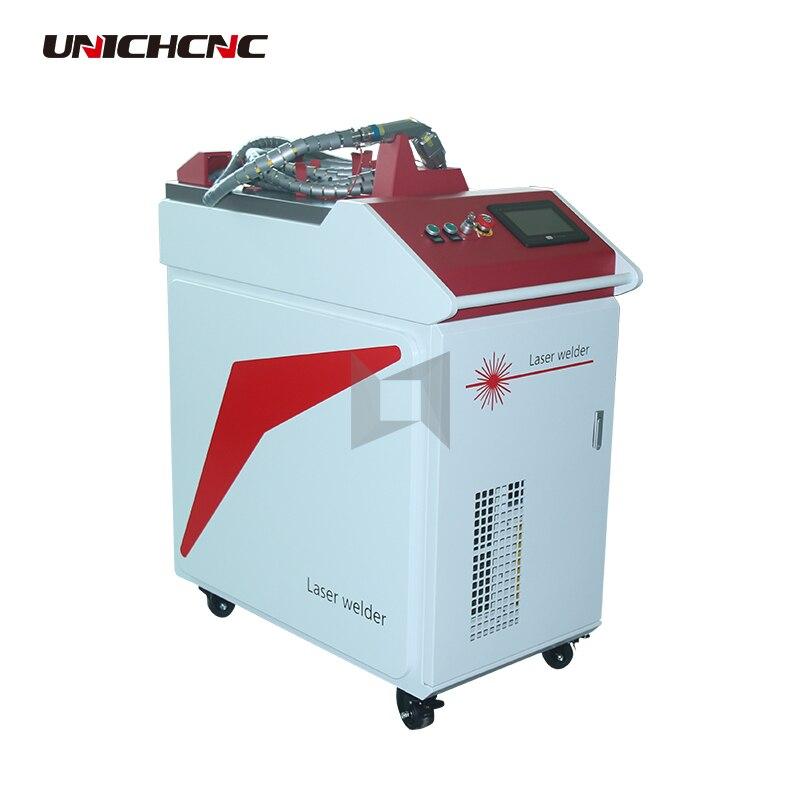 1000 Вт ручной Мини точечный сварочный аппарат лазерный сварочный аппарат стальной алюминиевый медный металлический каркас