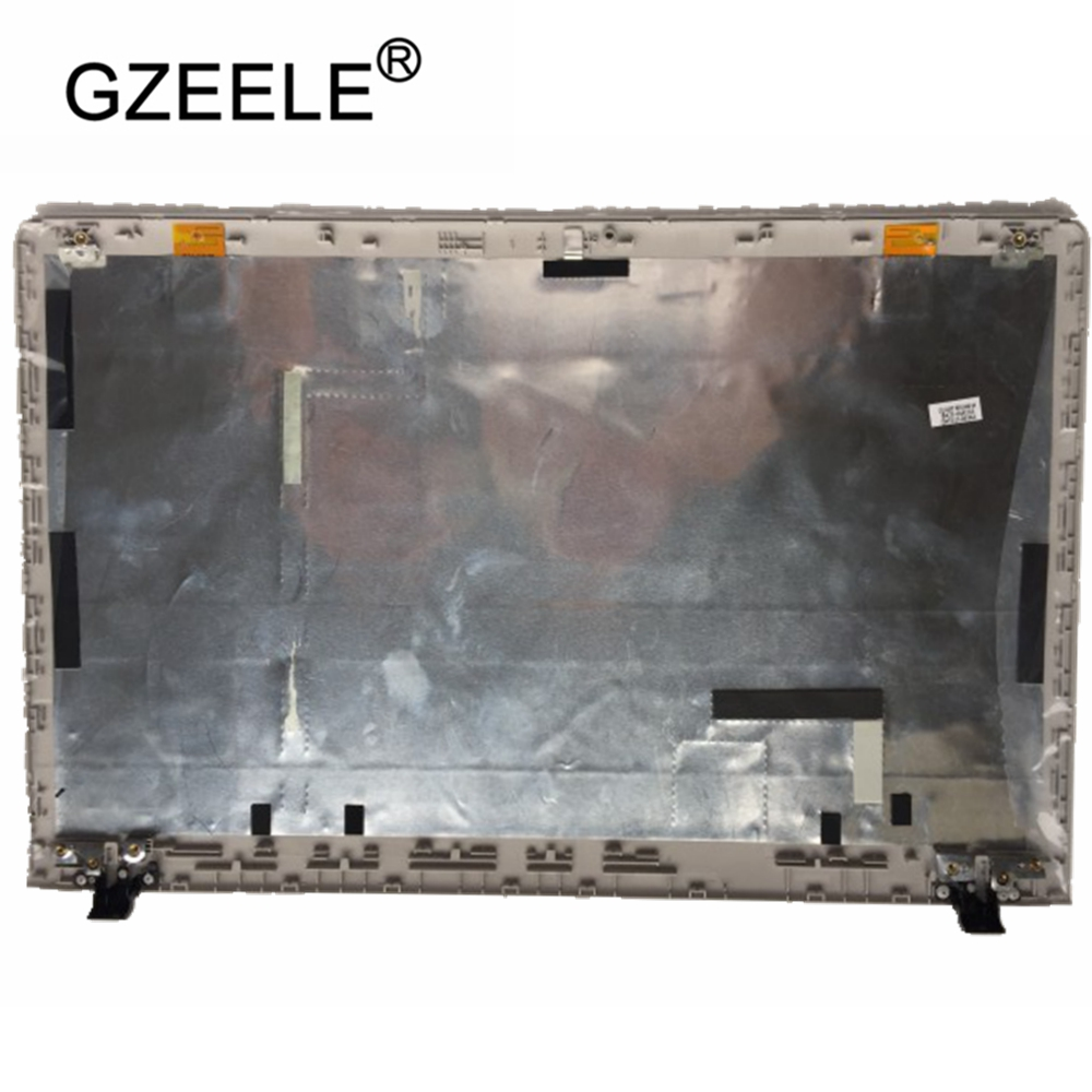 GZEELE New for Samsung NP270E5K 270E5E 270E5U 270E5V 300E5E Silver LCD Back Cover Top Case