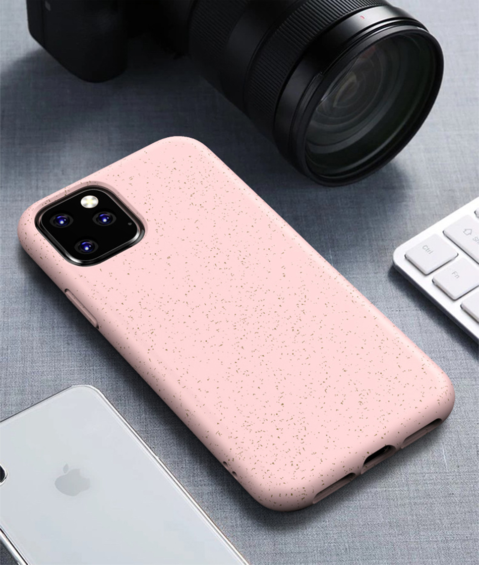 !ACCEZZ Candy Color For iPhone 11 Pro Max Case 2019 New TPU Soft Matte Protection Back Cases Cover Cell Phone Skid Shell Coque (11)
