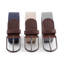 Adjustable Belt Pants Plastic Buckle Canvas Military Tactical Outdoor Unisex with