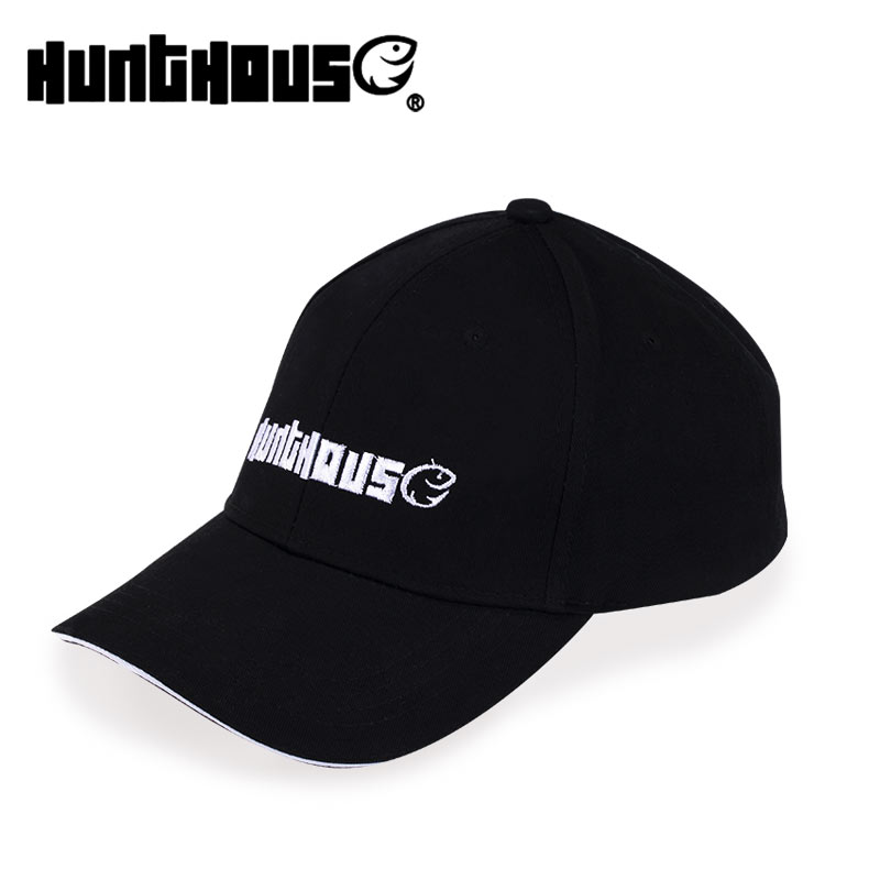 2019 Hunthouse Sommer Baseball Kappe  Shade For Fishing Fashion Outdoor LWC Black  Stickerei  Mode  Erhitlich Gute Quali