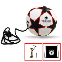 Детский футбольный мяч wishome с сумкой и регулируемой ручкой